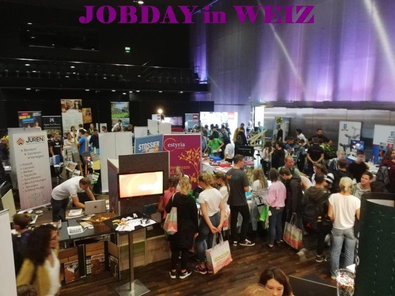 Jobday Weiz